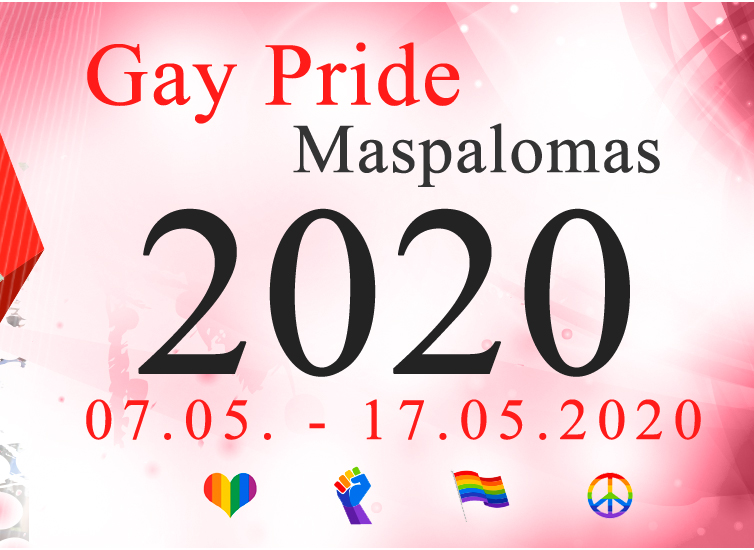 pride playa del ingles 2020