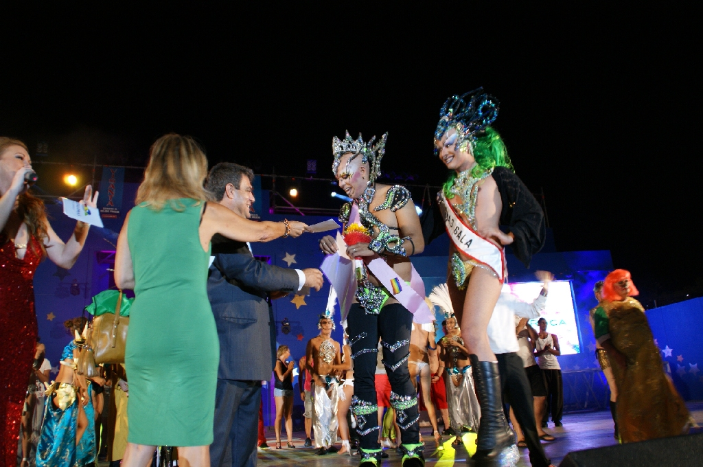Maspalomas Gay Pride - Drag Queen Gala 2012