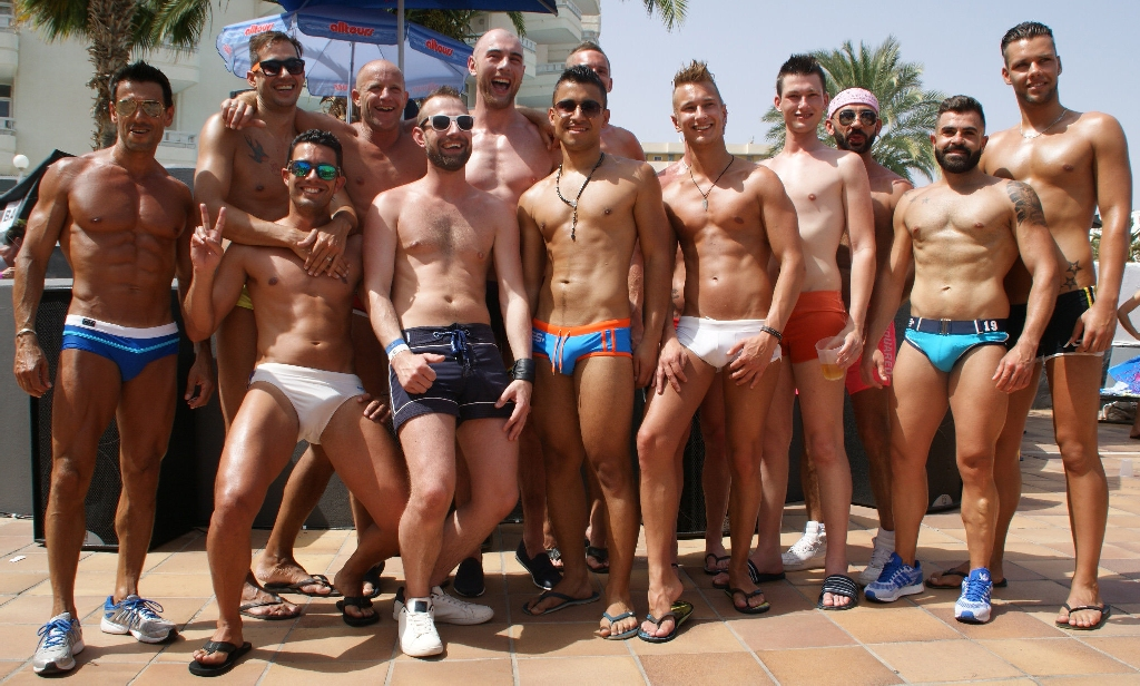 Mens Pool Party 2015