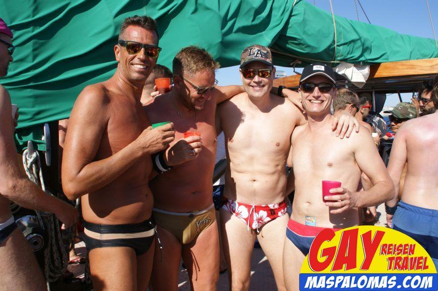 Calendario Gay.Gay Pride Maspalomas Gran Canaria 2019