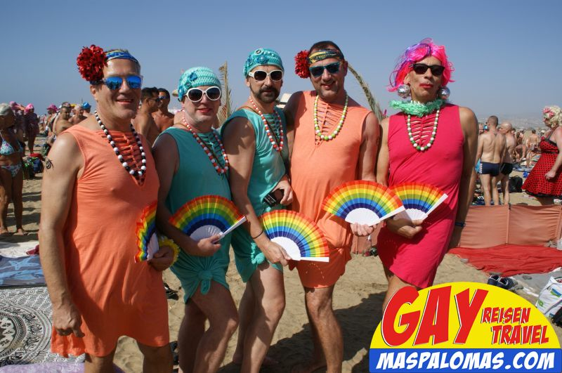 Gran canaria gay pride 2018 dates