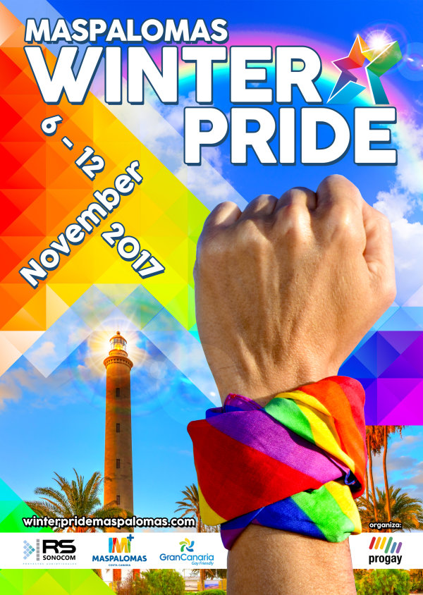 Winter Pride Maspalomas 2017