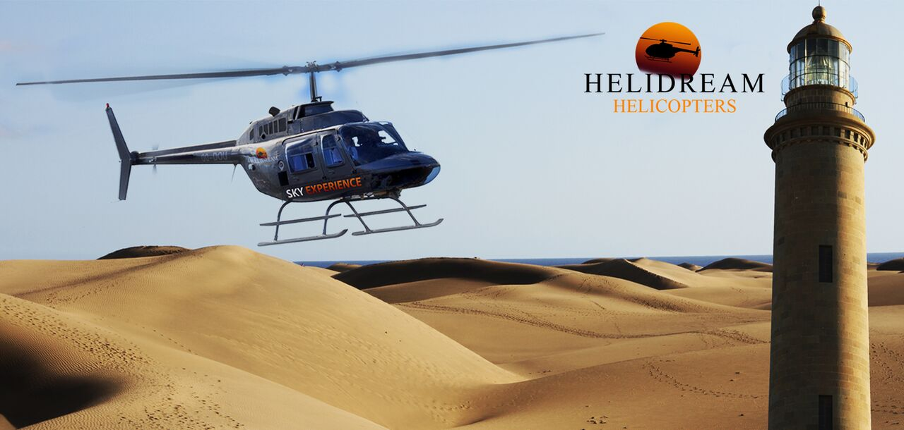 Helidream - Helicopter Flights (Gran Canaria)