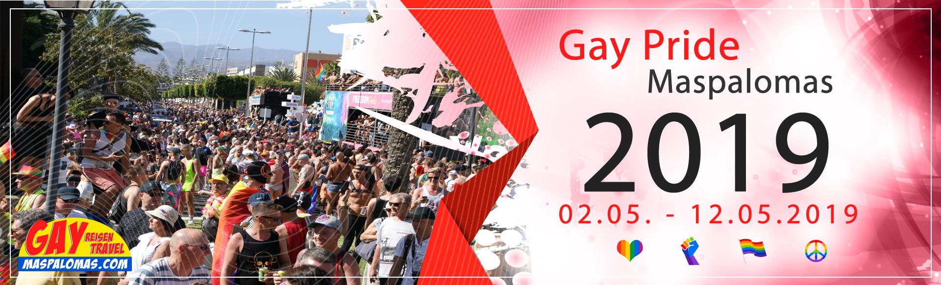 Gay Pride Parade Maspalomas 20 7