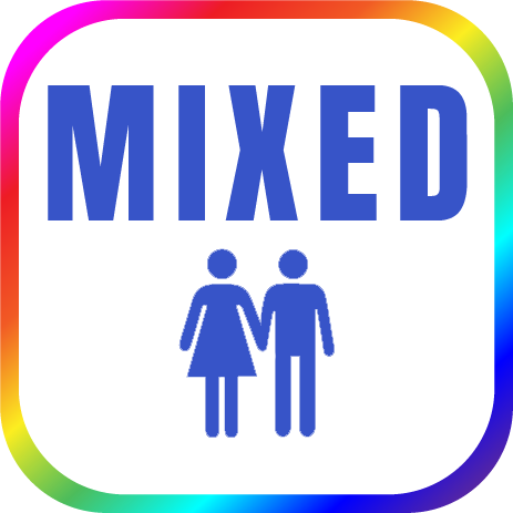 Mixed gender